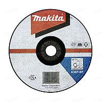 Диск шлифовальный по металлу MAKITA 230*6*22,23 мм