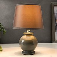 Лампа настольная 16144/1BL E14 40Вт синий 17,5х17,5х27 см