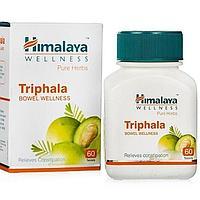 Трифала Хималая, Triphala Himalaya 60 таб. для очищения организма
