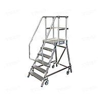 Лестница-платформа Krause STABILO 820181