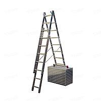 Универсальная лестница Krause 3х11 CORDA 013422