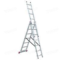 Универсальная лестница Krause 3х12 CORDA 010445