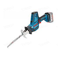 Аккумуляторная ножовка Bosch GSA 18 V-LI C Solo 06016A5001