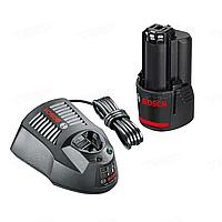 Набор аккумуляторов Bosch 12V 2,0Ач + зарядное устройство AL1130CV 1600Z00041