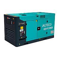 Дизельный генератор ALTECO S19 RKD, фото 1