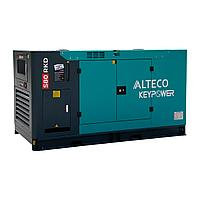 Дизельный генератор ALTECO S80 RKD, фото 1