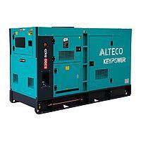 Дизельный генератор ALTECO S200 RKD, фото 1