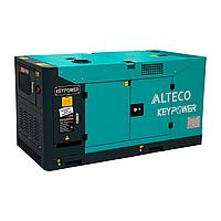 Дизельный генератор ALTECO S22 FKD, фото 1