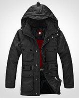 Непродуваемая и непромокаемая пуховая куртка XL