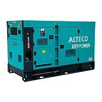 Дизельный генератор ALTECO S130 CMD, фото 1