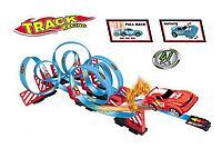 Global Toys: Трек + 2 машинки, 41 дет.