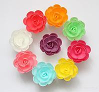 Вафельные Розы МИКС