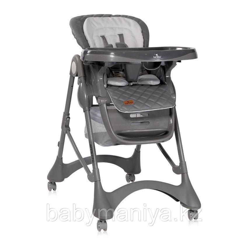 Стульчик для кормления Lorelli Apetito Серый / Grey 2058