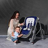 Стульчик для кормления Lorelli Apetito Серый / Grey 2058, фото 4