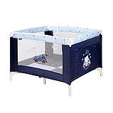 Детский игровой манеж Lorelli Play Station Синий / BLUE BEAR 2072, фото 2