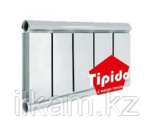Радиатор отопления алюминиевый  TIPIDO-200 (высота секции 240 мм.), фото 3