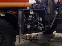 Мини АЗС Benza 27-12-57Ф для дизельного топлива