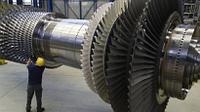 Ремонт, капремонт газовой турбины (ГТД) GE MS9000, MS7000
