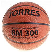 Мяч баскетбольный Torres BM300, B00016, размер 6