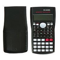 Калькулятор инженерный 10-разрядный KK-82MS двухстрочный