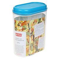 Ёмкость для сыпучих продуктов 2,8 л, цвет МИКС