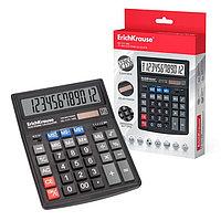 Калькулятор настольный 12-разрядный Erich Krause DC-777-12N
