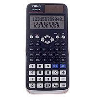 Калькулятор инженерный 10-разрядный 991 двухстрочный двойное питание