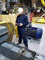 Виброобследование и балансировка промышленного оборудования, фото 1