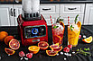 Профессиональный блендер RAWMID Vitamin RVB-02 красный, фото 9