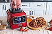 Профессиональный блендер RAWMID Vitamin RVB-02 красный, фото 10