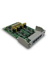 Плата подключения 4 аналоговых линий Panasonic KX-HT82480X