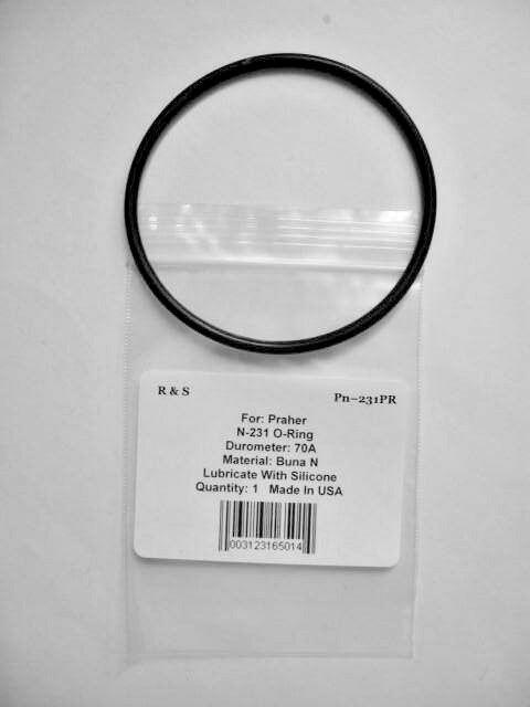 2-231A  Уплотнительное кольцо Flange O-Ring - Buna-N (Упаковка 4 шт.) насос Corken Z2000, Z4200 и Z4500