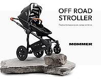 Детская коляска Happy Baby MOMMER 2 в 1 Black