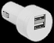 Автомобильный адаптер Defender ECA-15. 2 порта USB, 5V/2А, пакет