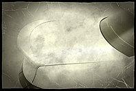 "Спойлер на крышку багажника ""Kudos"" (пластик) для Kia Rio FB"