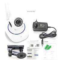 Ip Wifi Камера видеонаблюдения 2 mp ip внутренняя видеоняня поворотная
