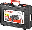 Перфоратор SDS-plus, ЗУБР П-22-650, реверс, горизонтальный, 2.3 Дж, 0-870 об/мин, 0-4850 уд/мин, 650 Вт, кейс, фото 3