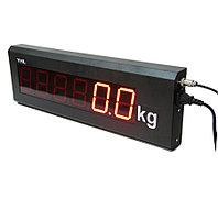 """Выносное дублирующее табло YHL-5"""" (125 мм) для электронных весов."""