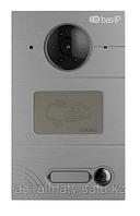 Вызывная панель индивидуальная. Цифровая IP камера: 1Мп. Угол обзора 100°.