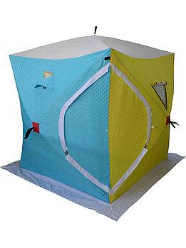 """Палатка Куб """"CONDOR"""" зимняя утепленная, размер 1,70 х 1,70 х 1,95, вес 12 кг.JX-0128"""