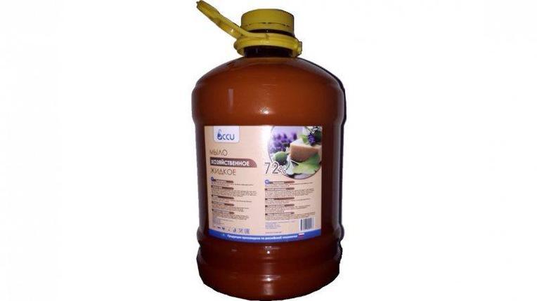 Жидкое хозяйственное мыло 3 литра, фото 2