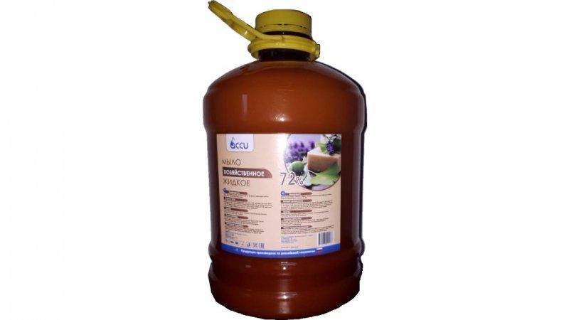Жидкое хозяйственное мыло 3 литра