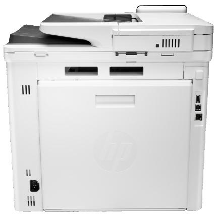 МФП HP Europe Color LaserJet Pro MFP M479dw  Принтер-Сканер(АПД-50с.)-Копир/A4/27 ppm/600x600 dpi, фото 2