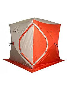 """Палатка Куб """"CONDOR"""" зимняя, размер 1,80 х 1,80 х 2.00, двухцветная JX-0124"""