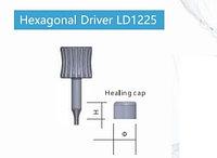 Шестиугольная стоматологическая отвёртка LD1225