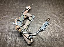 Подушка безопасности боковая (шторка) на Nissan Murano Z51