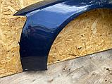 Крыло переднее левое на Audi A8 D3/4E [рестайлинг], фото 2