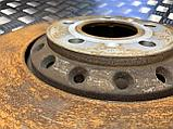 Диски тормозные (комплект) зад. на Audi A8 D3/4E [2-й рестайлинг], фото 4