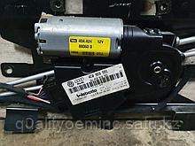 Моторчик люка на Audi A8 D3/4E [рестайлинг]