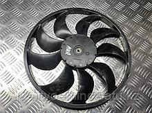 Крыльчатка вентилятора охлаждения на Nissan Murano Z51